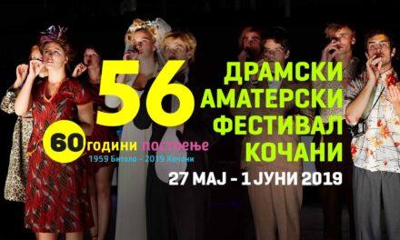Првите пријави за ДАФ 2019 – та од Прокупље, Куманово и Штип