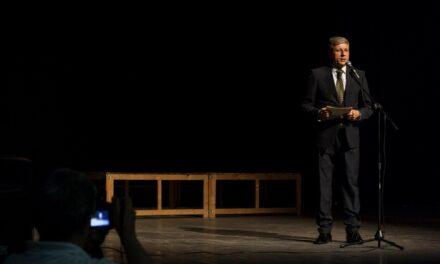 Градоначалникот Илијев на отворањето на ДАФ – Фестивалот го димензионира Кочани како центар на драмскиот аматеризам