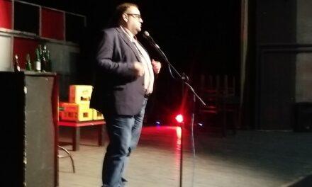 """Алаѓозовски го отвори ДАФ – """"Театар во Кочани мора да има !"""""""