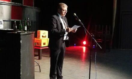 """Градоначалник Илијев на отворањето на ДАФ порача – """"Кочани има амбиент за возобновување на професионалниот театар"""""""