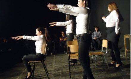 """""""Фактор жена"""" – Аматерска театарска група """"Без маска"""" – Битола"""