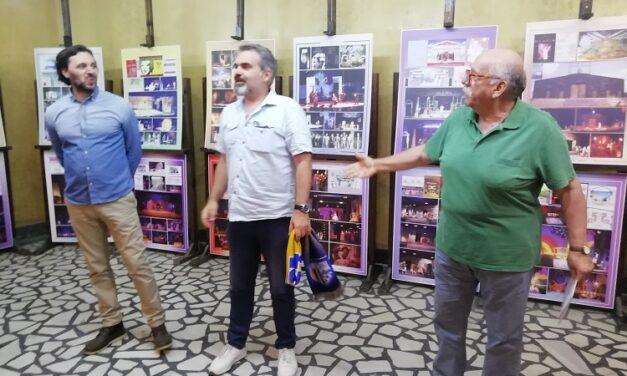 """Крсте Џидров – Џиби, сценограф : """"Сентиментално сум врзан за Фестивалот во Кочани"""""""