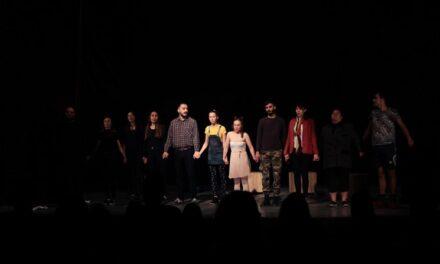 """""""Немам каде да се вратам"""" на Театарот KUNSTWERKSSTATT од Скопје го доби Гран прито на 56 – от ДАФ на Македонија"""