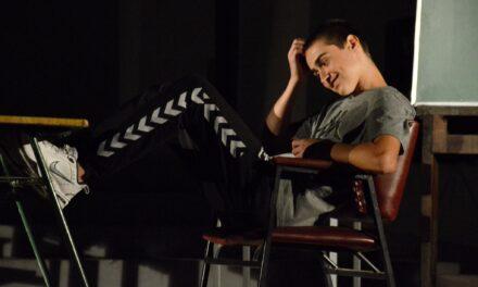 """Сцени од претставата """"КЛАСЕН НЕПРИЈАТЕЛ"""""""